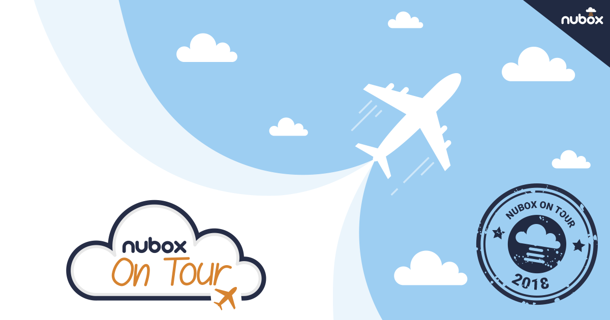 Nubox On Tour