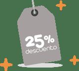 ¡Contrata el Pack de 3 softwares y obtén un 25% de descuento!