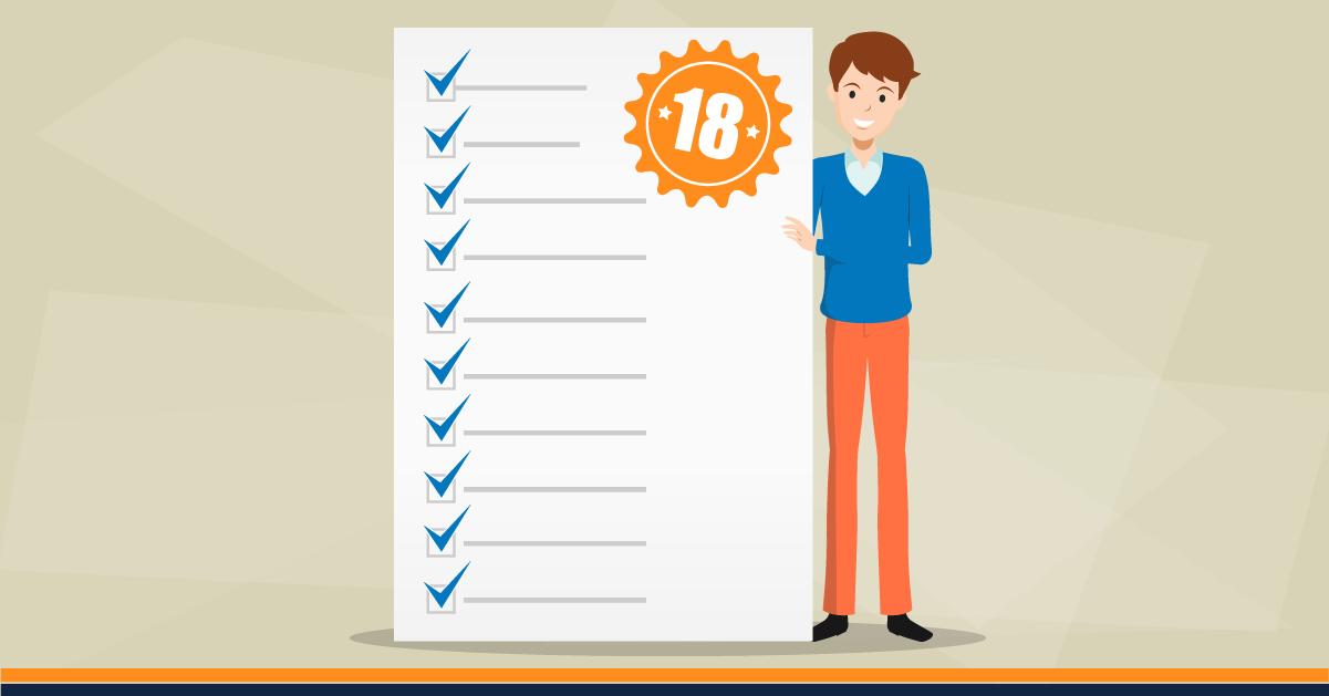 ¿Qué son los 18 principios contables?