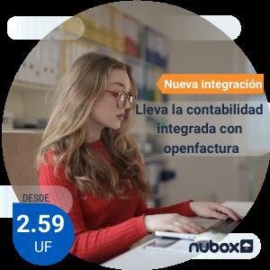 Nubox se integra con Haulmer y open factura