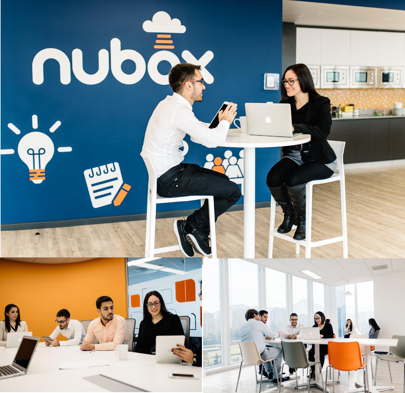 Historia de Nubox